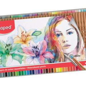Maped - Artists - Akvarelblyanter (72 stk)