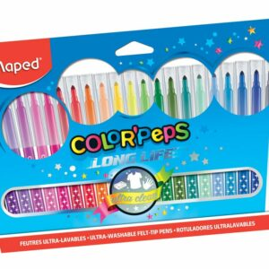 Maped - Color Peps - Long Life Tusser (24 stk)