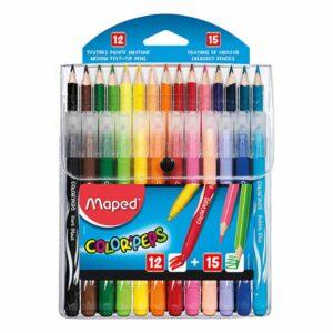 Maped - Color Peps - Combo Pakke