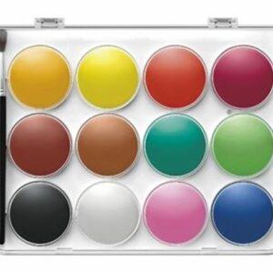 Penol - Vandfarver Jumbo (12 Farver)