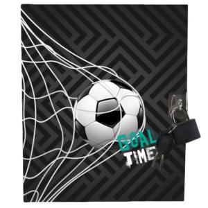 Tinka - Dagbog med Lås - Football