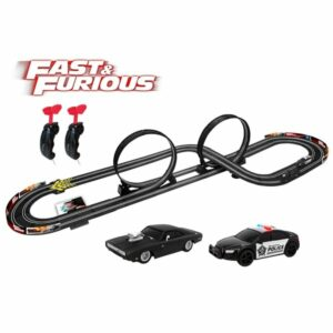 Fast and Furious - Stunt Raceway - Fjernstyret Racerbane 7,3 m
