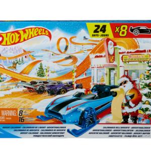 Hot Wheels - Julekalender 2021 (GTD78)