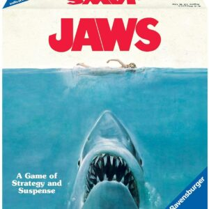 Ravensburger - JAWS strategispil, Engelsk