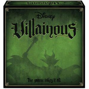 Ravensburger - Disney Villainous Game, Engelsk
