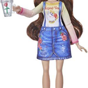 Disney Princess - Comfy Squad Doll - Belle (F0735)