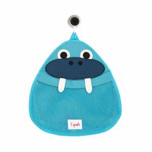 3 Sprouts - Bath Storage - Blue Walrus
