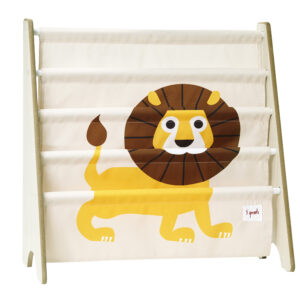 3 Sprouts - Bogreol - Yellow Lion
