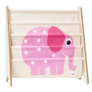 3 Sprouts - Bogreol - Pink Elephant