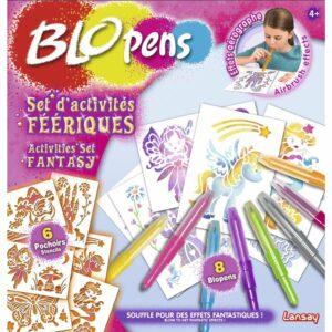 Blo Pens - Fantasi Legesæt