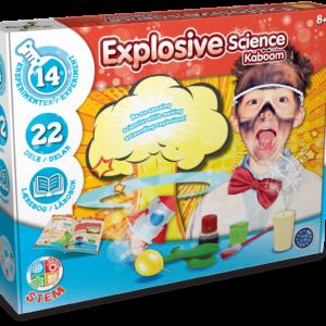 Sceince4you - Explosiv Videnskab (Kaboom)