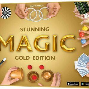 Stunning Magic - Gold Tryllesæt - 150 tricks