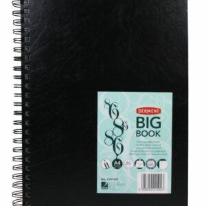 Derwent - Wiro Sketch Book, A4 , hvidt papir