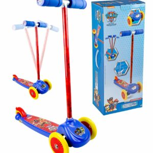 Paw Patrol - 3-wheel scooter with flex steering (83111)