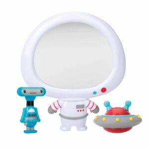 Nubu - Spejlsæt til badet - Astronaut
