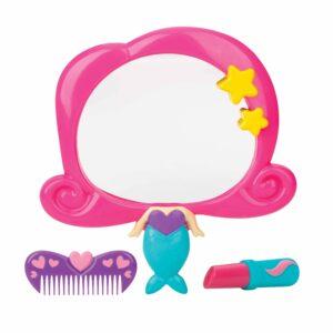 Nubu - Spejlsæt til badet - Havfrue