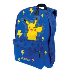 Pokemon - Skole Rygsæk 20 L - Light Bolt