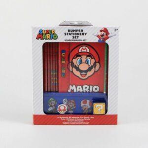 Super Mario - Tegnesæt