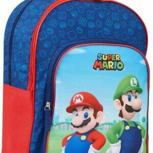 Super Mario - Lille Rygsæk