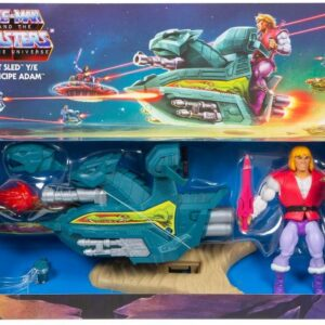 Masters of the Universe - Origins Prince Adam Sky Sled (GPP30)