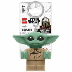 LEGO - Nøglering m/LED Star Wars - The Child