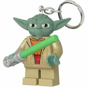 LEGO - Nøglering m/LED Star Wars - Yoda
