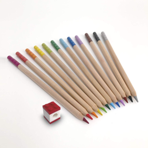 LEGO - 12 Farveblyanter