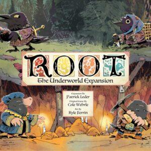 Root - Underworld Expansion (Engelsk)