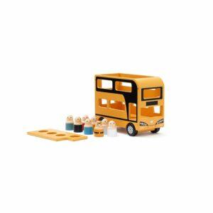 Kids Concept - Dobbeltdækkerbus