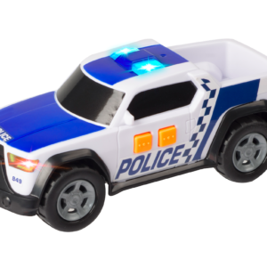 Teamsterz - Politi pick-up med lys- og lydmodul (1416562)