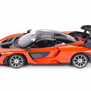 Rastar - McLaren Senna, Orange - R/C 1:24 (23042)