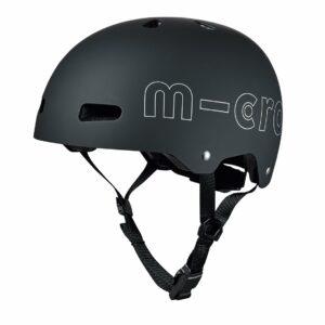 Micro - Hjelm - Sort (L)