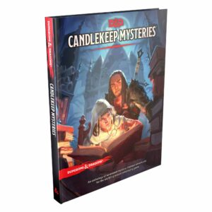 Dungeons & Dragons - 5th Edition - Candlekeep Mysteries (WTCC9278)