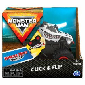 Monster Jam - Click & Flip 1:43 - Mutt Dalmatian