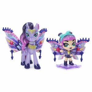 Hatchimals - Pixie Riders Wilder Wings - Ponygator