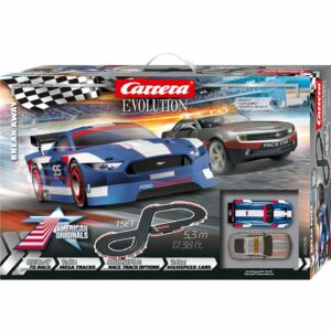 Carrera -  Evolution Set - Break Away
