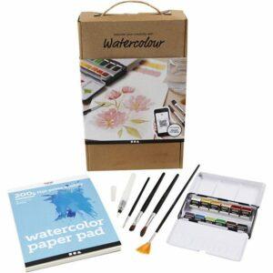DIY Kit - Akvarel