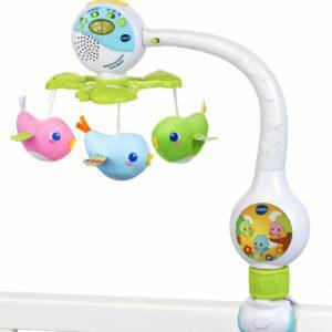 Vtech - Baby Musikuro med fugle DK