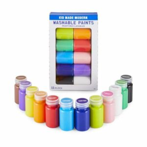 Kid Made Modern - Vaskebare farver (921-611)