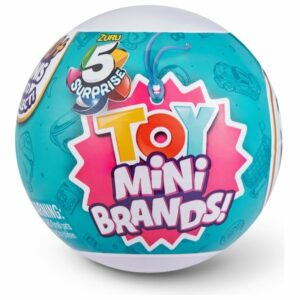 5 Surprises - Mini Brands - Toys - Serie 1 (Wave 2) (30278)