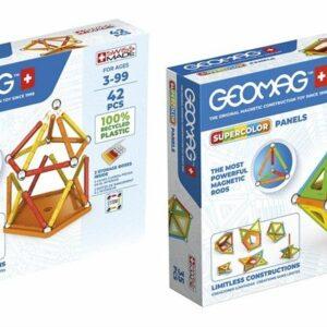 Geomag - Bundle Classic + Supercolor