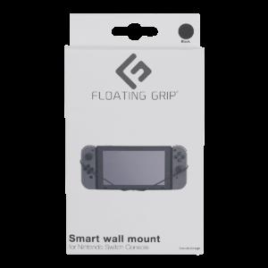 FLOATING GRIP® beslag til Nintendo Switch Console, Sort