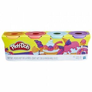 Play Doh - 4 bøtter