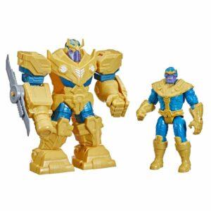 Marvel Avengers - Mech Strike 15cm - Thanos Ultimate Mech Suit (F0264)