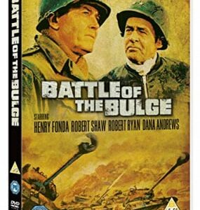 Battle Of The Bulge - Dvd