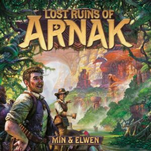 Lost Ruins of Arnak - Brætspil (Engelsk)