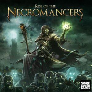 Rise of the Necromancers - Brætspil (Engelsk)
