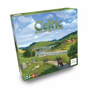 Celtic - Brætspil (Nordisk+Engelsk) (LPFI7507)