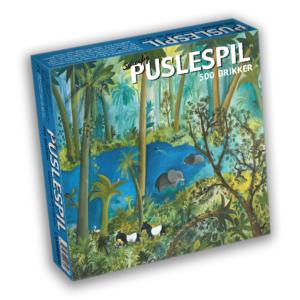 Art Puslespil - Hans Scherfig NO1 (500 stk.) (LAM4075)