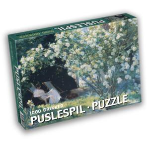 Art Puslespil -  Skagen NO1 (1000 stk.) (LAM4217)